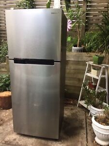 Samsung - stainless steel fridge/freezer Copacabana Gosford Area Preview