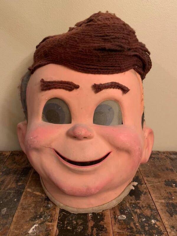 Vintage Big Boy Restaurant Parade Mask