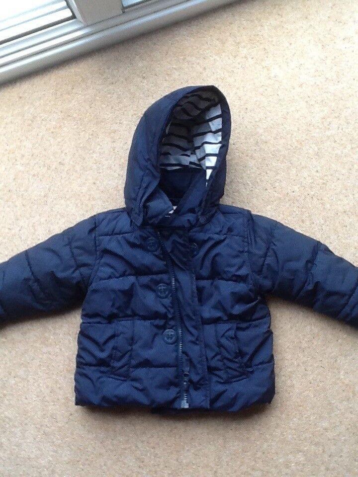 afc2fd5eb1f6 GAP baby boys winter coat
