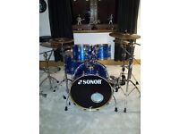 Sonor force 3007 all maple drum kit