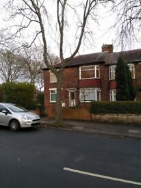Two bedroom upper flat to rent