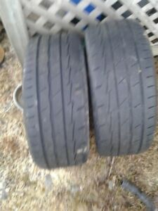 225/45/17 firestone firehawk tires