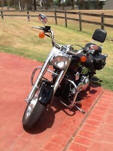 2001 Fatboy Harley Davidson Camden Camden Area Preview