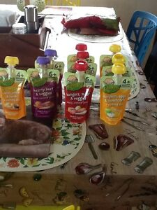 Free baby food Macgregor Brisbane South West Preview