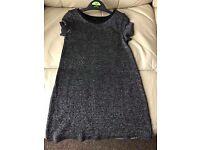Next glittery dress age 4