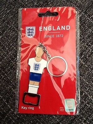 New Official England Product Bottle Opener Keyring / Birthday Gift