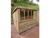 garden sheds,summerhouses