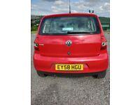 Volkswagen, FOX, Hatchback, 2008, Manual, 1198 (cc), 3 doors