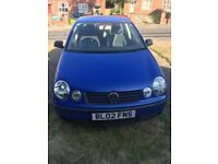 VW Polo *selling for spares*