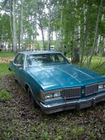 1984, Delta 88 Olds mobile. PRICE REDUCED!