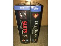 Bluray box sets both brand new still sealed