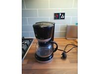 Coffee Machine, cleaned, video demo, can deliver