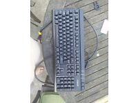STRAFE RGB Mechanical Gaming Keyboard — Cherry MX Brown