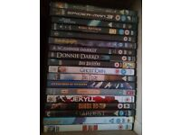 Various DVDs - Job lot for a car boot or mix and match