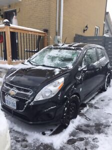 2014 Chevrolet Spark great condition + warranty and tires!