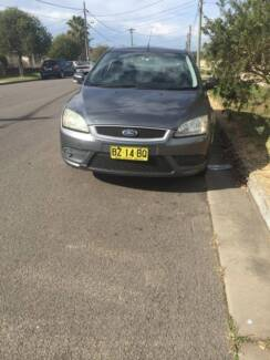 2007 Ford Focus Sedan Guildford Parramatta Area Preview