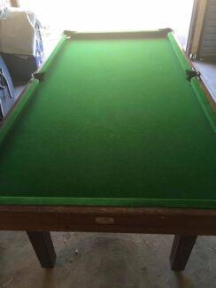 Pool Table and Accessories Morphett Vale Morphett Vale Area Preview
