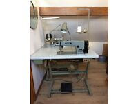 Industrial Brother Sewing Machine and Industrial Brother Overlocker