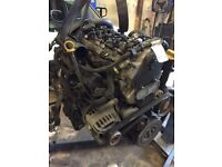 Vauxhall Combo 1.3CDTI Complete Engine year 2008