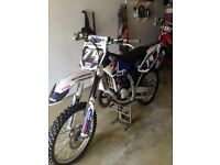 2005 Yamaha yz125 mint wee bike always got what it needed