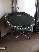 Kookaburra Moon Chair (Camping Chair) Booval Ipswich City Preview
