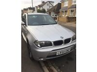 BMW X3 2004 3.0i Petrol with Black Leather and extensive spec.