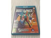 Just dance 2017 wii u game