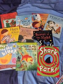 Mixed childrens books £10