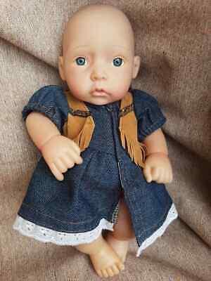 ● · ✿ nati ora MAMA DOLL femmina Baby Doll per Reborn realistica 26 cm ✿ * • ● ()