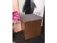 New Dressing Table Stool Cushion Top