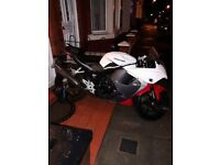 Hyosung GT 125R. Px swap moped 125