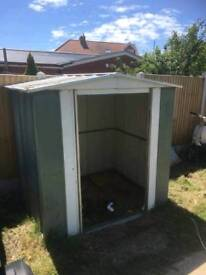 Shed delivery possible