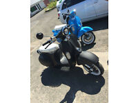 New 2016 E-Scooter Moped 1500w