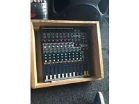 Sound Craft EPM 8 Mixing Desk
