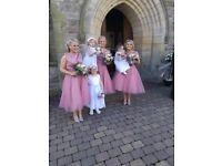 Bridesmaid dresses x3