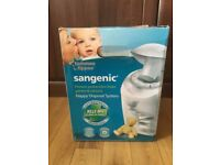 Tommee Tippee Sangenic Nappy Disposal System NEW