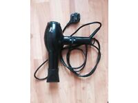 Black Blowdryer