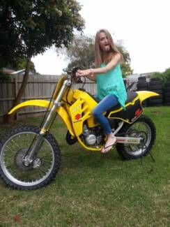 Rm 125 1992 n.model  Frankston Frankston Area Preview
