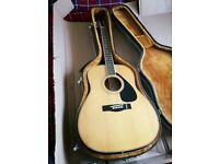 Yamaha FG340 II (Acoustic)
