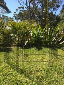 Chicken Rabbit Pet 8 Panel RUN Extenion Play Pen SOMERZBY Somersby Gosford Area Preview
