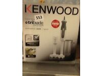 Kenwood hand blenders