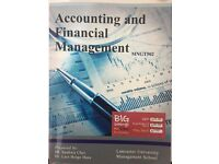 Accounting and Financial Management - Dr Sunhwa Choi & Dr Lars Helge Hass