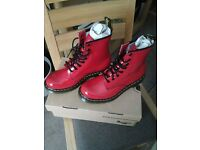 Genuine brand new Dr Doc Martens size 6