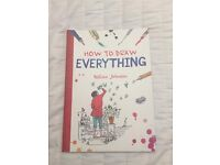 How to draw everything & charlotte crosby books