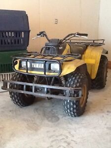 1986 Yamaha Moto 4 for sale Great starter quad!