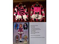 Irish Dancing Dress suitable for 10-12 year old