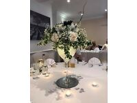 Wedding table centre peice X6