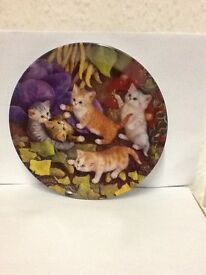Collectable Plate. Numer 2630B