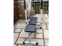 Sturdy Weights Bench