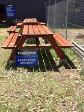 Outdoor picnic tables Townsend Clarence Valley Preview